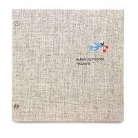 小さな刺繍のフォトアルバム ツバメ AS-41F
