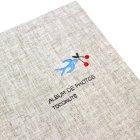 他の写真1: 小さな刺繍のフォトアルバム ツバメ AS-41F